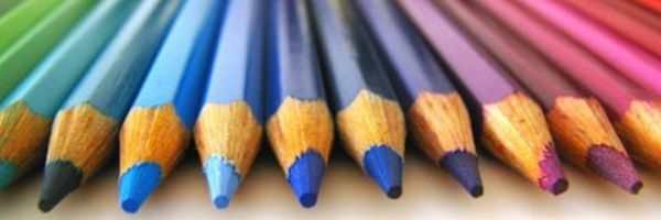 Le matite colorate sono tutte uguali?