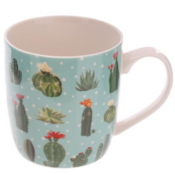 Tazza Cactus e Succulente Lauren Billingham