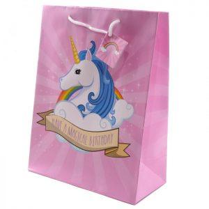Sacchetto regalo Unicorno