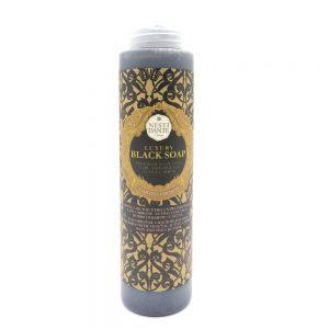 Sapone liquido 300ml Nesti Dante Luxury Black