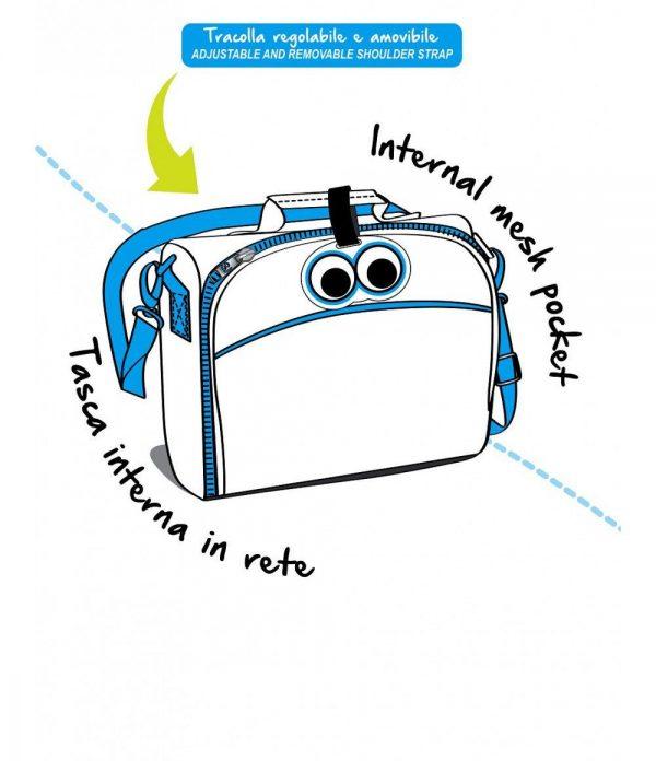 Borsa termica SJ GANG Active Time