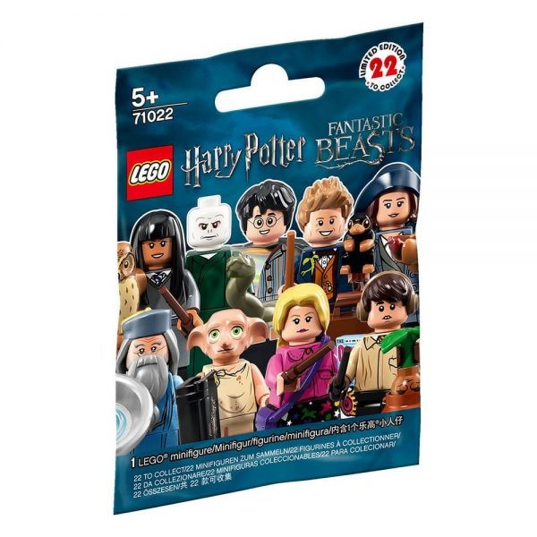 Bustina Lego Minifigure Harry Potter Animali Fantastici