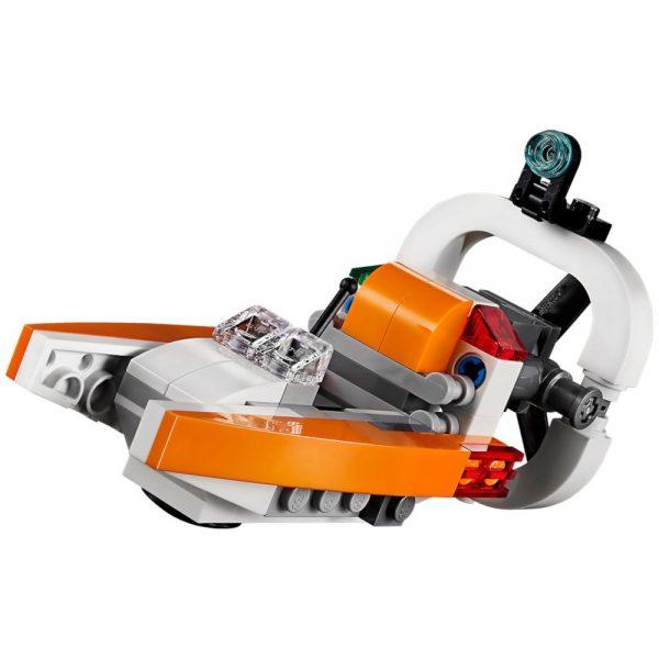 Lego Creator 3in1 Drone esploratore