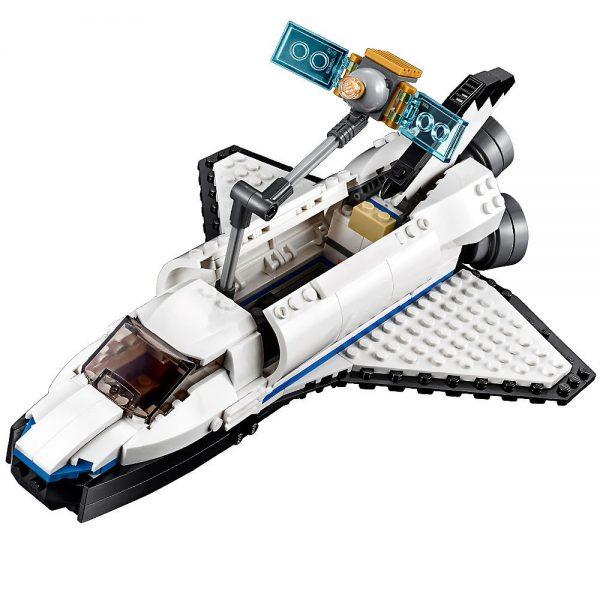 Lego Creator 3in1 Esploratore spaziale