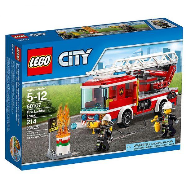 Lego City Autopompa dei vigili del fuoco