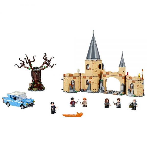 Lego Harry Potter Platano picchiatore di Hogwarts