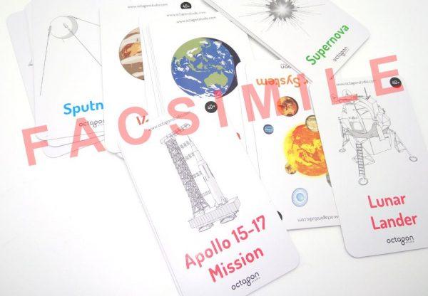 Exploriamo carte 4D Facsimile