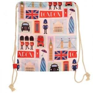 Sacca icone londinesi