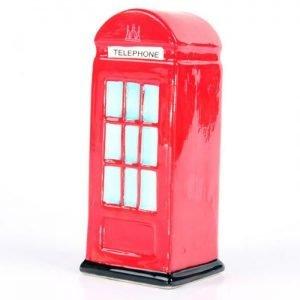 Salvadanaio UK – Cabina telefonica inglese